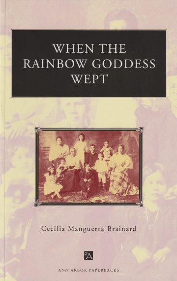 When the Rainbow Goddess Wept
